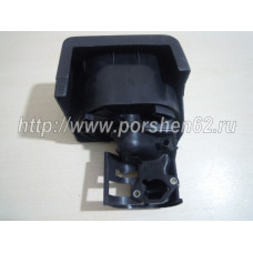 Фильтр воздушный в сб. на двиг. GX 340, GX 390 (квадрат)