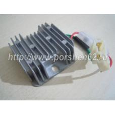 Блок зарядки аккумулятора 170-186F дизель