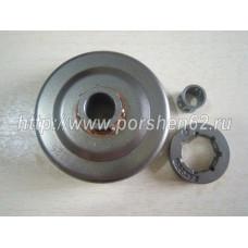 Звездочка цепи для Хускварна 137-142 0,325-7 со сменным венцом