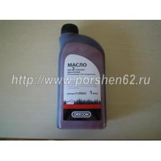 Масло OREGON 2-х тактное минеральное (1л)
