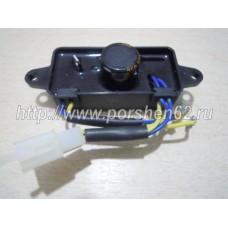 AVR-2kW, 230В/2кВт, 6-проводов (прямоугольный-пластик)