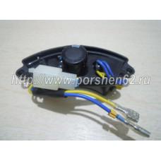 AVR-2kW, 230В/2кВт, 6-проводов (дугообразный-пластик)