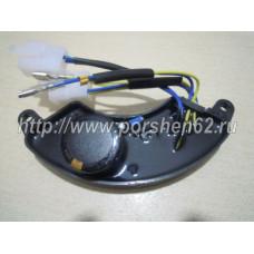 AVR3, 380В/6кВт, 8-проводов (дугообразный-пластик)